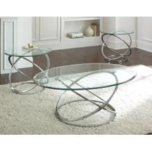 Orion 3-Pack Set(Pack Includes Cocktail & 2 End Tables)