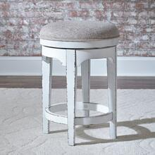 View Product - Console Swivel Stool