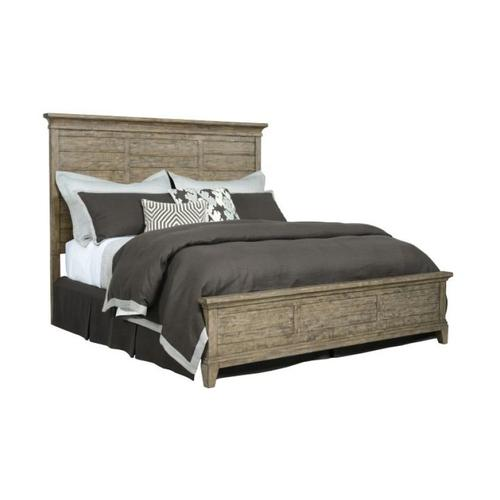 Jessup Panel King Bed