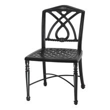 View Product - Terrace Cushion Café Chair w/o Arms - Welded