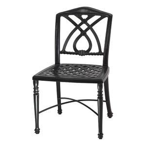 Gensun Casual Living - Terrace Cushion Café Chair w/o Arms - Welded