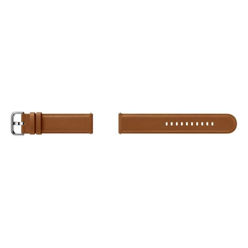 Leather Band (20mm) Brown
