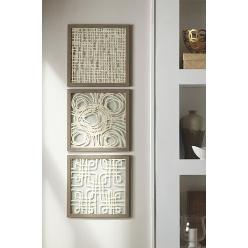 Wall Decor Set (3/CN)