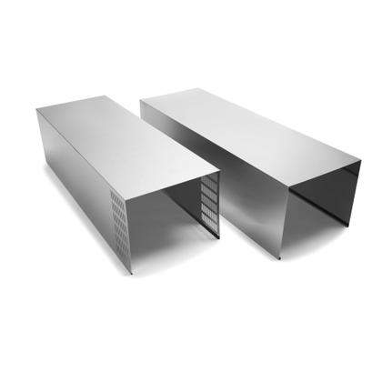 Wall Hood Chimney Extension Kit - Stainless Steel - Other