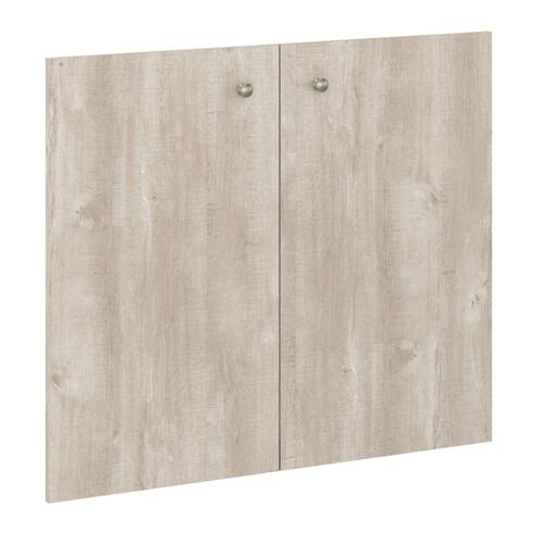 Universal Bookcases Door Kit for 5 Shelf Bookcase