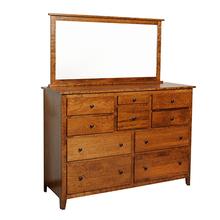 See Details - Jamestown Square Dresser & Mirror