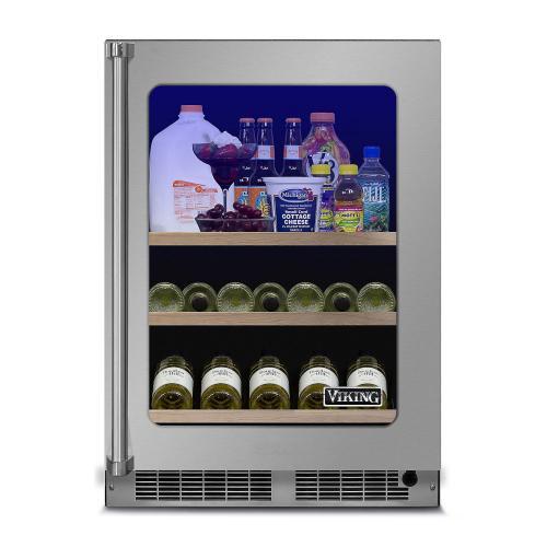"24"" Beverage Center - VBUI Viking Professional Product Line"