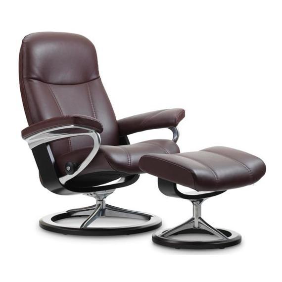 Stressless By Ekornes - Stressless Consul (L) Signature chair