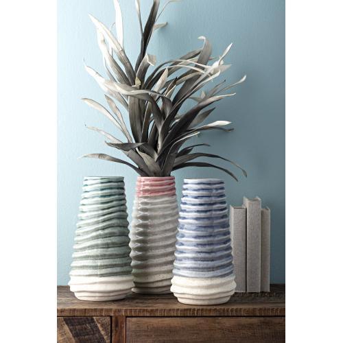 Ella Ceramic Vases - Ast 3