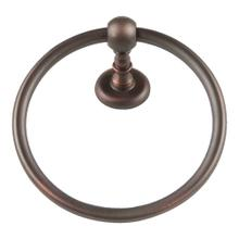 Emma Bath Towel Ring - Venetian Bronze