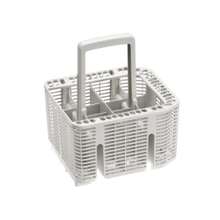 Small cutlery basket for lower basket for additional cutlery capacity in the bottom basket.