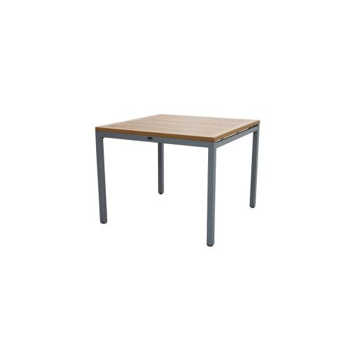 Ratana - Zuni Square Dining Table w/ Durawood Top