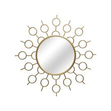 Modern Dot Mirror