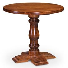 """View Product - Charleston End Table, 32"""" Diameter x 30""""h"""