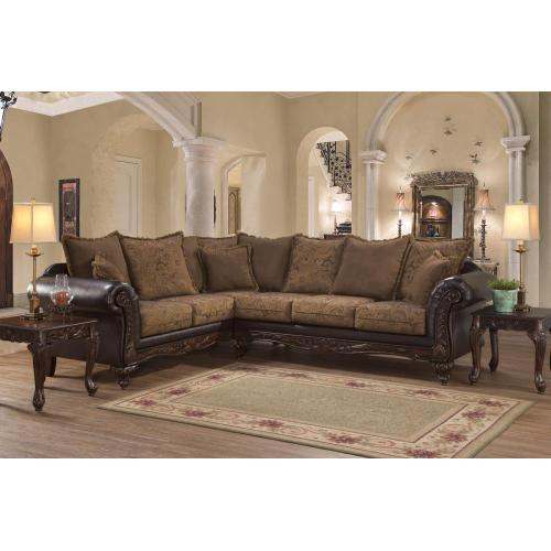 Gallery - 7685 L/f Sectional