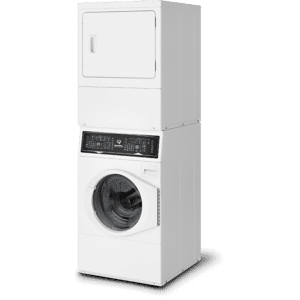 Gallery - White Stacked Washer/Dryer: SF7 (Electric)
