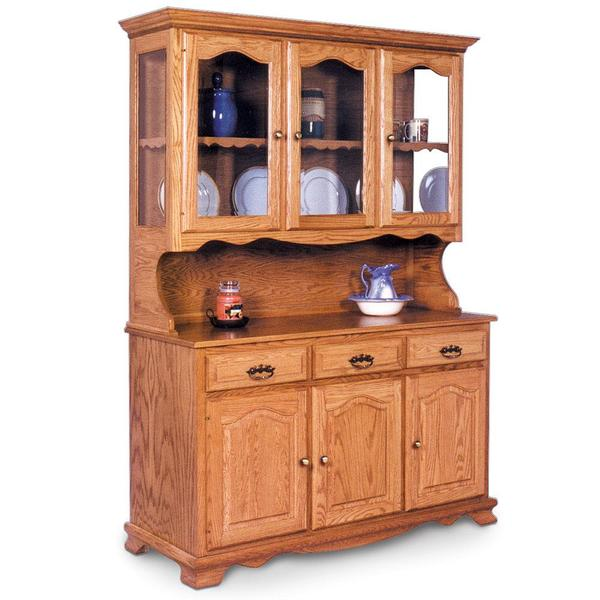 """See Details - Classic Open Hutch, 63 """", 19"""" Base"""