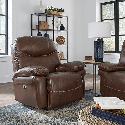 Best Home Furnishings - LEYA Medium Recliner