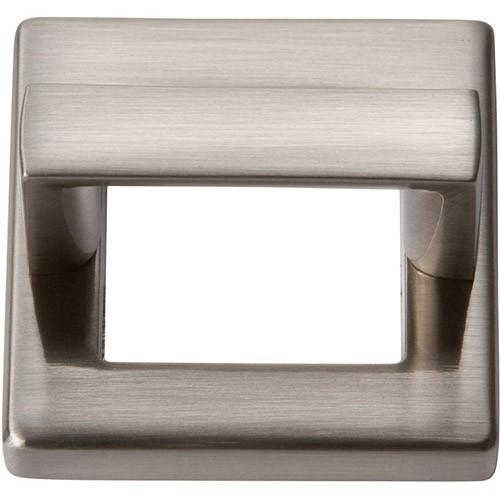 Tableau Square Base and Top 1 7/16 Inch (c-c) - Brushed Nickel