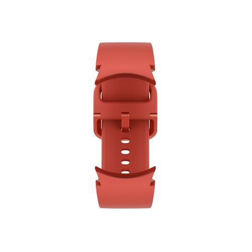 Samsung - Galaxy Watch4, Galaxy Watch4 Classic Sport Band, S/M, Red