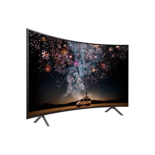 "Samsung Canada - 55"" RU7300 Curved Smart 4K UHD TV"