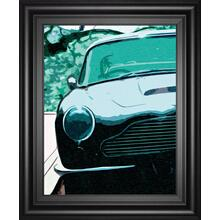 """Aston Classic"" By Malcolm Sanders Framed Print Wall Art"