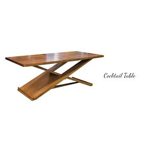 American Wholesale Furniture - Oak 3 Pack - Cocktail Table & Two End Tables