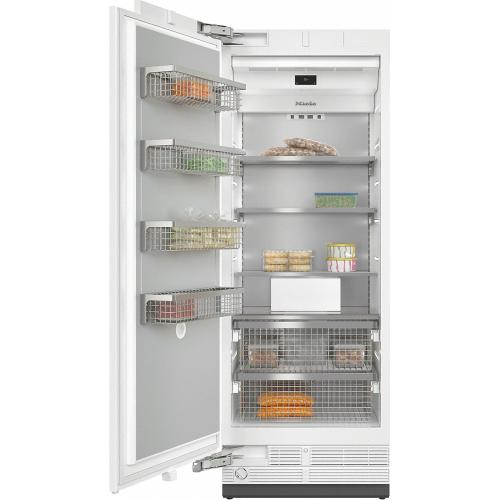 F 2811 Vi MasterCool freezer For high-end design and technology on a large scale.