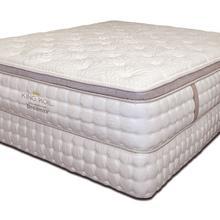 """See Details - Queen-Size Newport 15"""" Euro Pillow Top Mattress"""