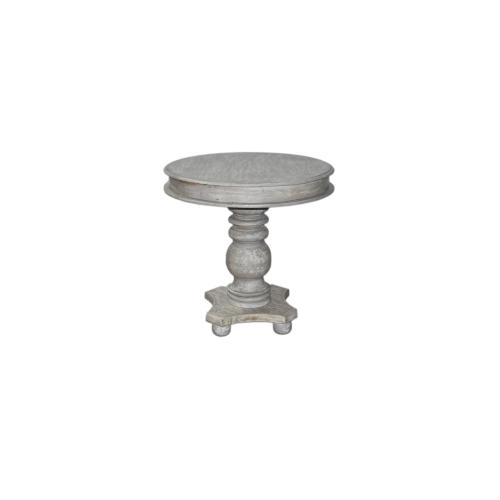 Crestview Collections - Castleberry Accent Table