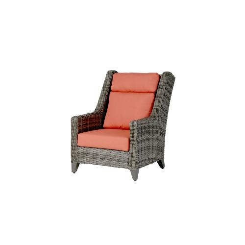 St. Martin Highback Wing Chair