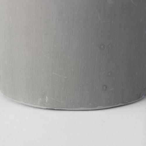 Mercana - Burton V Large Two Toned White Ceramic Jug