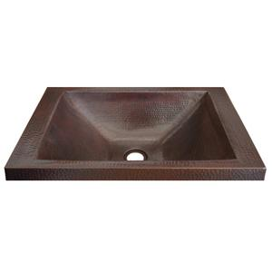 Hana in Antique Copper Product Image