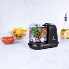 Product Image - Kalorik 1.5 Cup Cordless Electric Food Chopper, Black