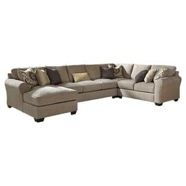 See Details - Pantomine 4-piece Sectional With Chaise