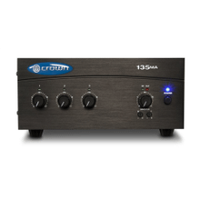 View Product - Three Input, 35W Mixer-Amplifier