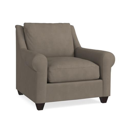Bassett Furniture - Ellery Leather Chair