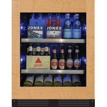 See Details - 24in Beverage Center Overlay Glass ADA Height