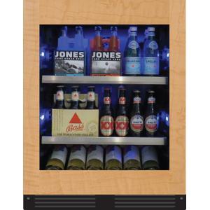 XO APPLIANCE24in Beverage Center Overlay Glass ADA Height