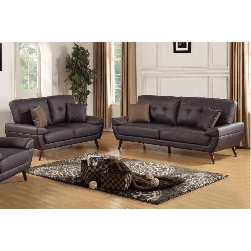 Gallery - A4c) 2-pcs Sofa Set