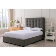 Paramount Pewter - Queen Size Bed
