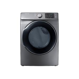 Samsung7.5 cu. ft. Electric Dryer in Platinum