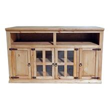 See Details - TV Stand 4dr-2/open Top Shelf