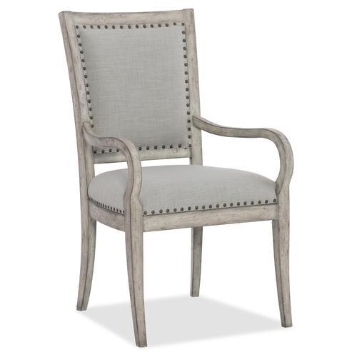 Boheme Vitton Upholstered Arm Chair - 2 per carton/price ea