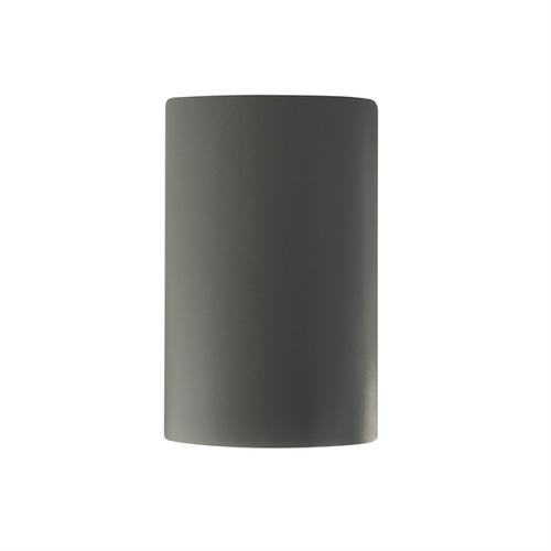 Small ADA Cylinder - Closed Top - Outdoor