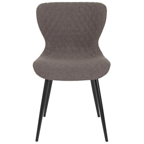 Flash Furniture - Bristol Contemporary Upholstered Chair in Gray Fabric