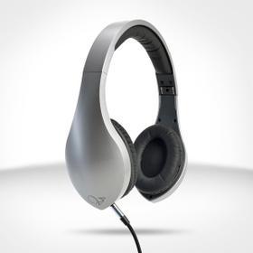 vLeve On-Ear Headphones (Satin Silver)