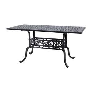 "Gensun Casual Living - Grand Terrace 42"" x 72"" Rectangular Balcony/Gathering Table"