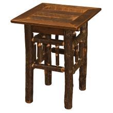 Open End Table - Barnwood