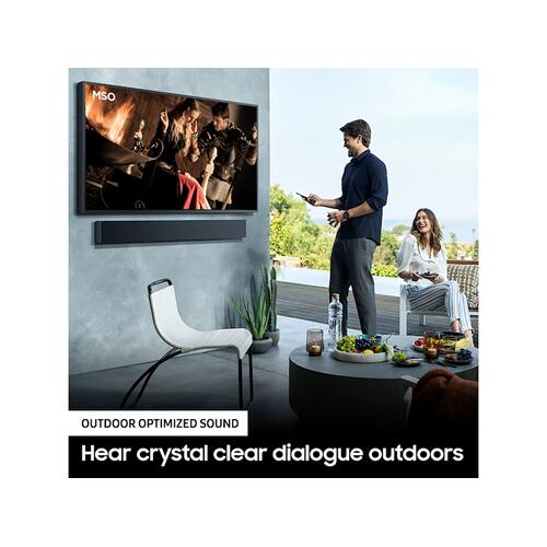 HW-LST70T 3.0ch The Terrace Outdoor TV Soundbar w/ Dolby 5.1ch (2020)